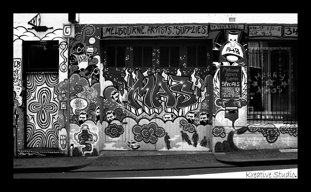 Graffiti by visage