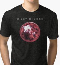 Milky Chance- Blossom Tri-blend T-Shirt