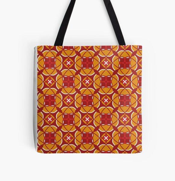 Roberta All Over Print Tote Bag