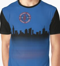 2016 chicago cubs world series winners Graphic T-Shirt