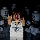 Lego Zombies - close up by Kevin  Poulton - aka 'Sad Old Biker'