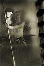 girl with gun by Juilee  Pryor