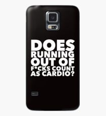 Running out of... Case/Skin for Samsung Galaxy