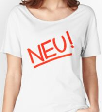 NEU! Women's Relaxed Fit T-Shirt