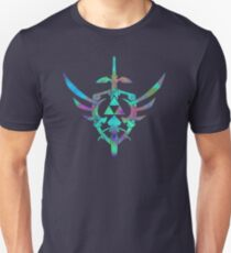 Skyward Sword Blue T-Shirt