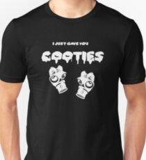 cooties... eeeew Unisex T-Shirt