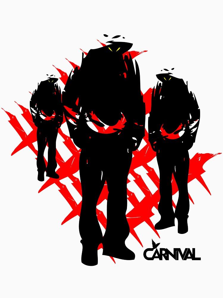Mens - Carnival Gang  by carnivalclothing