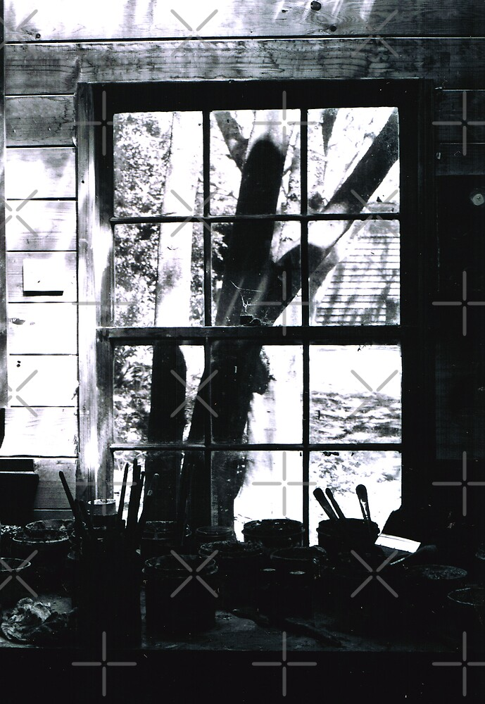 Arthur Boyd's Window by Marita