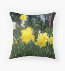 Spring.. Throw Pillow
