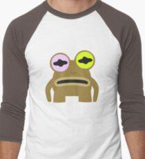 Hypnotize Toad Men's Baseball ¾ T-Shirt