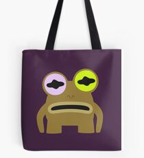 Hypnotize Toad Tote Bag