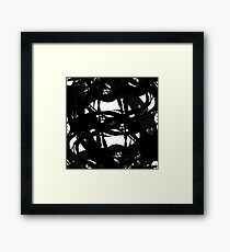 Ink Art2 Framed Print