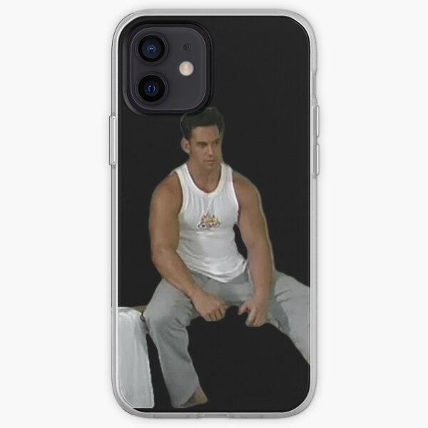 Lockeroom Billy iPhone Soft Case