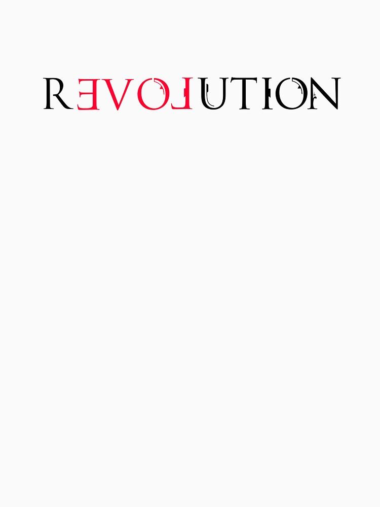 Revolution by Rainbowdropz