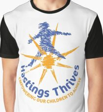 Hastings Thrives; Empowering Our Children to Achieve. Graphic T-Shirt