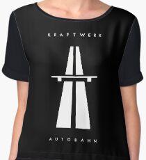 Autobahn Kraftwerk Inspired Women's Chiffon Top