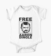 free aaron dingle One Piece - Short Sleeve