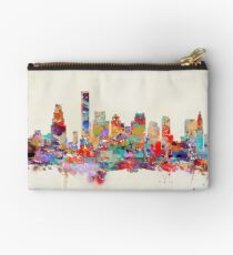 Boston Massachusetts  Studio Pouch