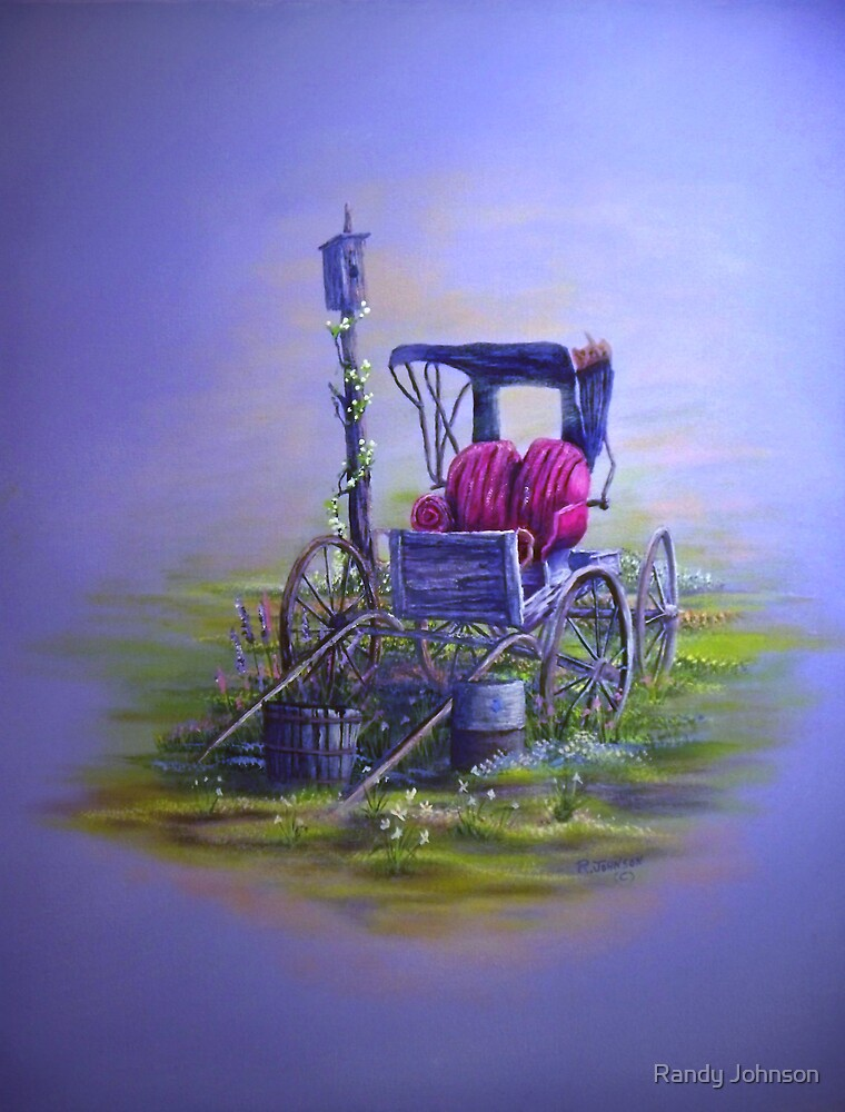 Old Buggy by Randy Johnson