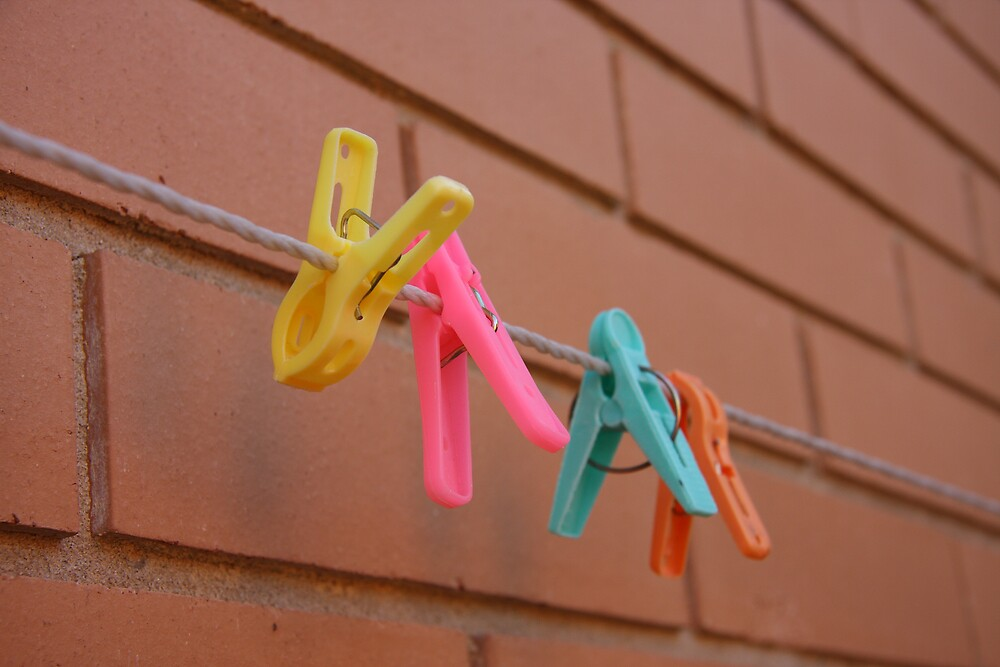 Pegs by quincyq