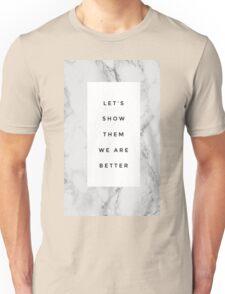 The Chainsmokers - Paris Lyrics Unisex T-Shirt