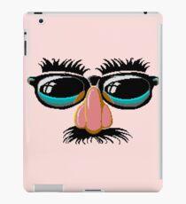 Zak Mckracken Disguise iPad Case/Skin