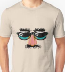 Zak Mckracken Disguise Unisex T-Shirt