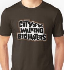 city of the walking quotes Unisex T-Shirt