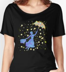 magical mary poppins Women's Relaxed Fit T-Shirt