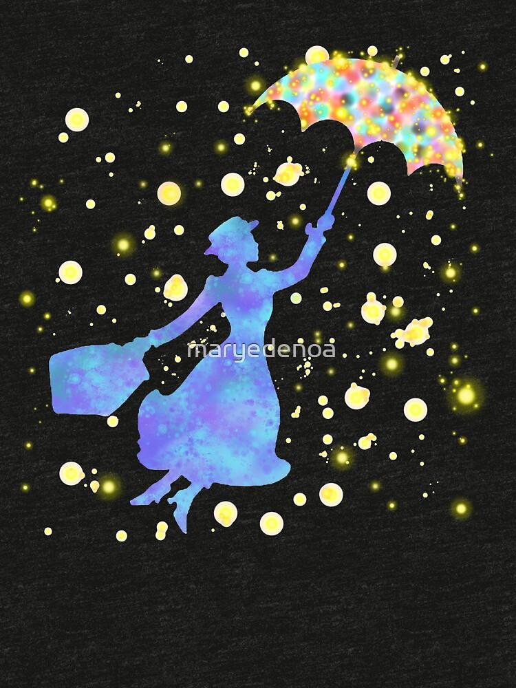 magische Mary Poppins von maryedenoa