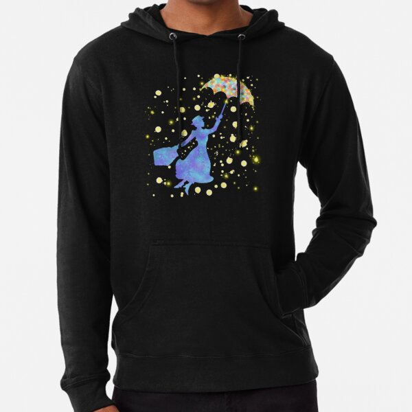 magical mary poppins Lightweight Hoodie