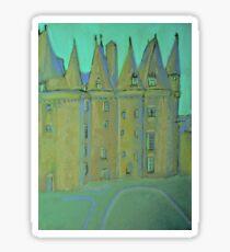 Chateau Jumilhac II Sticker