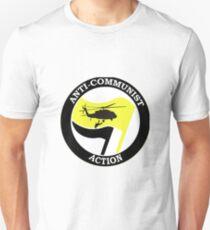 Anti-Communist Action Logo Unisex T-Shirt
