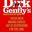 Dirk Gently - making choices by DAstora
