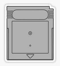 Gameboy Cartridge Sticker
