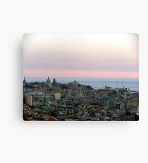 AfterSunset Canvas Print