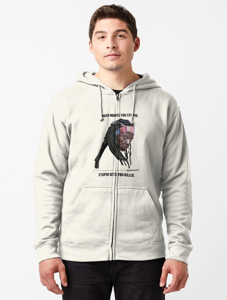 You Have Angered The Dungeon Master Printed Hoodie