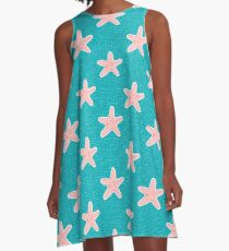 Starfish A-Line Dress