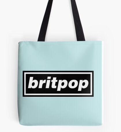 Britpop Now Tote Bag