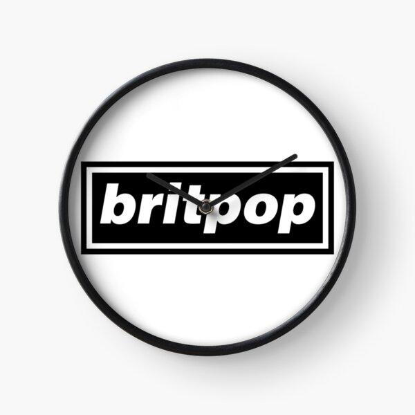 Britpop Now Clock