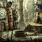 Machinarium IV by DAstora