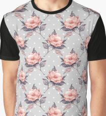 Vintage floral pattern  Graphic T-Shirt