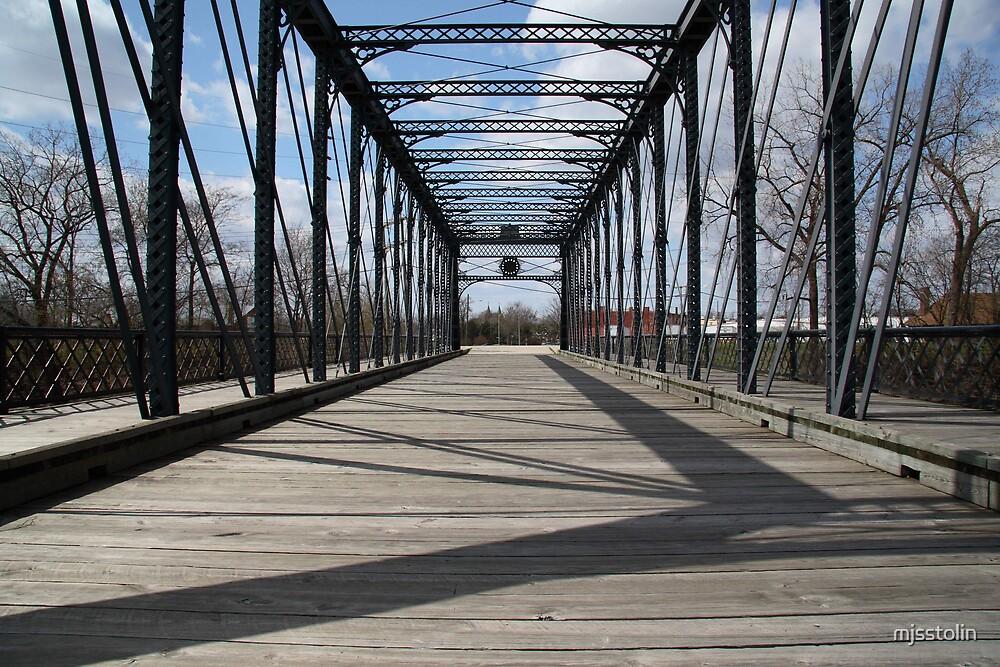 Walking Bridge by mjsstolin