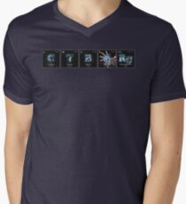 Chemistry - Periodic Table Elements: CYBORg Mens V-Neck T-Shirt