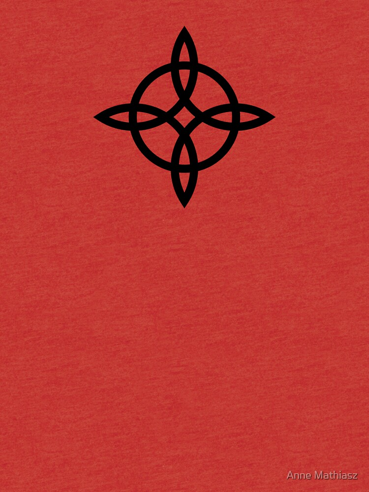 Witchs Knot Power Of 4 Elements Magic Mystic Witchcraft Wicca