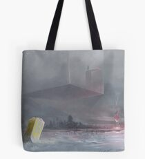 Tough Time for Colors Tote Bag