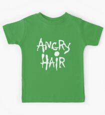 Angry Hair Kids Tee