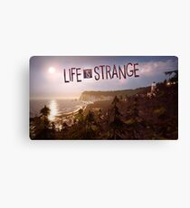 Life is strange I Canvas Print
