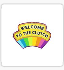 CSGO welcome to the clutch sticker Sticker