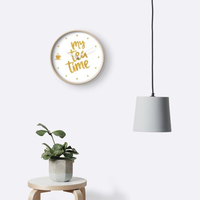 My tea time - 9 pm by Powerofwordss